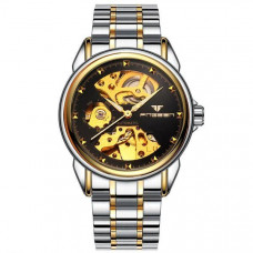 Мужские наручные часы FNGEEN Relogio Masculino скелетоны