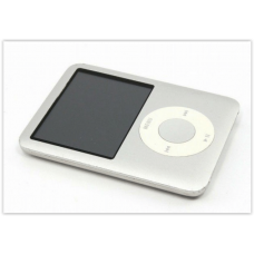 Плеер MP3 стальной MX-891 металлический корпус fm Радио TF карты MP4 видео