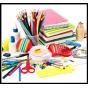 Школьные принадлежности и творчество