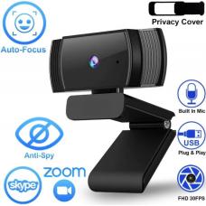 Веб-камера с микрофоном 4K  HD 1080p