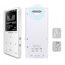 MP3 Плеер Mahdi M320 8Gb, 80 часов работы без подзарядки, белый