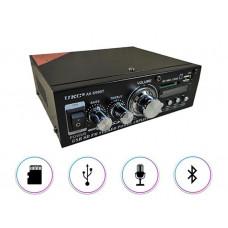 Усилитель UKC AK-699BT USB Bluetooth  300W+300W 2х канальный