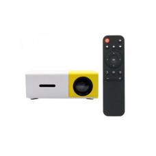 Портативный мини проектор Led Projector YG300 + пульт управления
