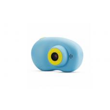 Детский фотоаппарат Kids Travel Camera IPS HD JYC  Голубой дисплей 2d 8 мегапикселей