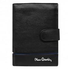Кожаный Кошелек Pierre Cardin 326A-TILAK15 синяя линия