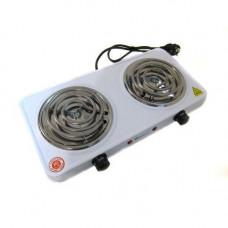 Электроплита настольная Domotec MS-5802 Белый (005297)