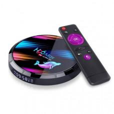 Смарт ТВ приставка H96 MAX X3 4/128Gb