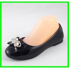 Женские Балетки Чёрные Мокасины Туфли (размеры: 36,38,39,40)