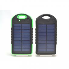 Портативный аккумулятор Power Bank EK-7 16800 mAh солнечный