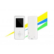 MP4-плеер ONN Q9  Белый  Поддержка fm Радио 8гб памяти