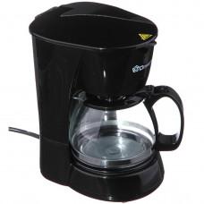 Капельная кофеварка DOMOTEC MS-0707   Мощность: 650 Вт  • Емкость: 0,6 л (4 порции)