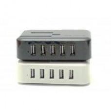 Сетевой USB HUB разветвитель 5 USB входов