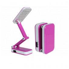 Светодиодная настольная лампа LED-666 TopWell Pink (300505PI)