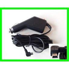 Зарядка - Блок Питания Для Видеорегистратора Адаптер Для Навигатора (MINI)