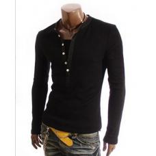 Мужской свитшот, свитер  M, L, XL, XXL черный Распродажа код 5