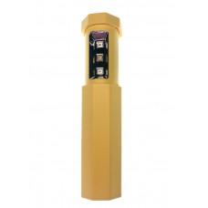 Портативный карманный телескопический стерилизатор UV UVС Желтый