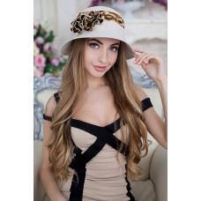 Шляпа «Сюзет» (бежевый) Braxton