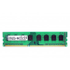 Kingston DDR3-1600 8192MB PC3-12800 AMD AM3/AM3+ FM1 FM2/FM2+ (KVR16N11/8)