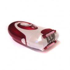 Эпилятор с бритвенной насадкой 2 в 1  MP 202 Розовый (006458)