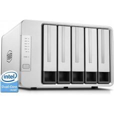 Сетевой сервер хранения четырехъядерный TerraMaster F5-221 NAS 5  2,0 ГГц