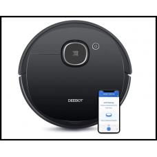 Робот-пылесос Ecovacs DEEBOT OZMO 920 2-в-1 с системой Smart Navi 3.0, систематическая уборка, работает с Alexa, Large,
