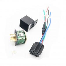 Автомобильный GPS трекер LK720