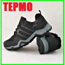 Кроссовки Мужские ТЕРМО Климапруф Черные (размеры: 41,42,43,44,46)