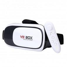 Очки виртуальной реальности VR BOX + пульт (100302)