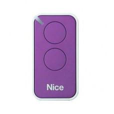Комплект Nice - 3 пульта для ворот Nice ERA INTI 2 Фиолетовый (hub_dzoY60094)