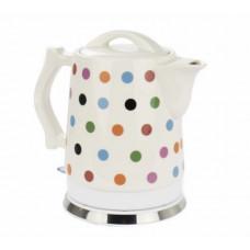Чайник электрический А-Плюс 1850-2200 Вт 1.7 л Белый (300509)
