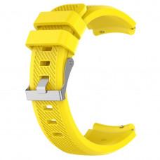 Ремешок BeWatch ECO 22 мм универсальный Желтый (1021120)
