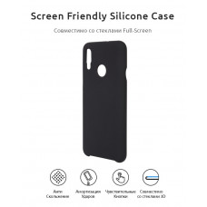 Панель Armorstandart Silicone Case 3D Series для Xiaomi Redmi Note 7 Black (ARM54308)