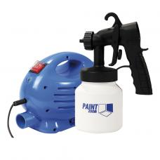 Пульверизатор универсальный Paint Zoom Черно-белый с синим (ml-80)