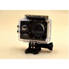 Экшн-камера 4K с Wi-Fi и пультом ДУ S2R