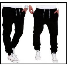Штаны Стильные  мужские  Черного цвета  бренд VSKA  размеры М ,L, XL