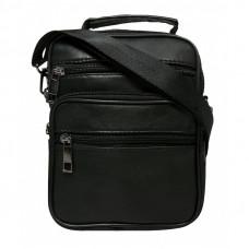 Мужская кожаная сумка через плечо бренд Always Wild (Польша) код 899. Новинка! Отличный подарок!