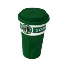 Кружка Starbucks Green 008 керамическая Зеленый (004386)