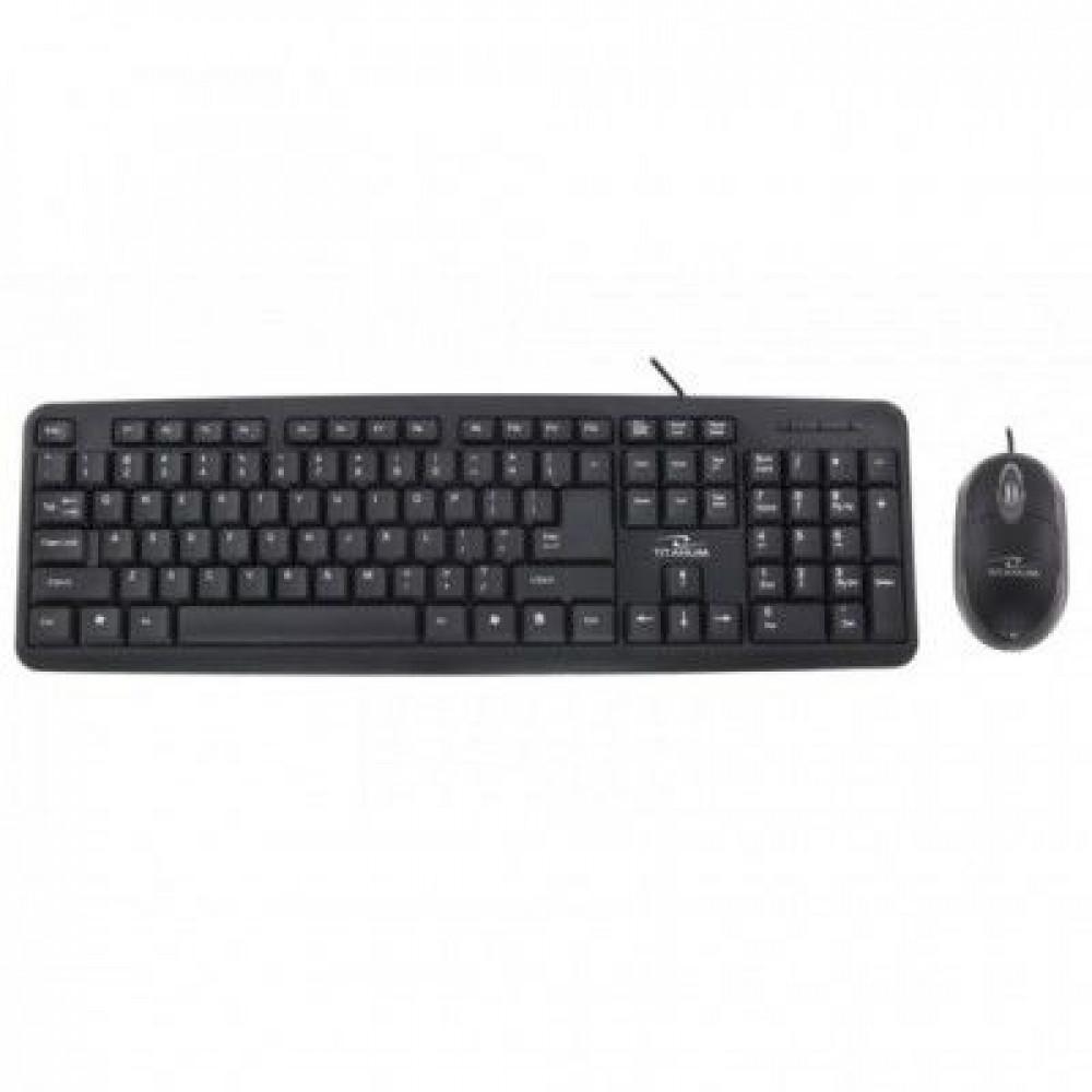 Клавиатура+мышь ESPERANZA TK106UA