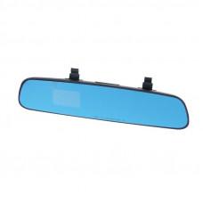 Регистратор-зеркало Supretto DVR-138 с камерой (4885)