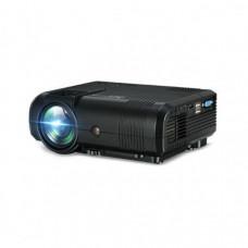 LED проектор L8  Реальное разрешение: 800x480 Световой поток: 1500 люмен