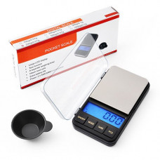 Весы ювелирные 6285PA, 300г (0,01г)+чашка