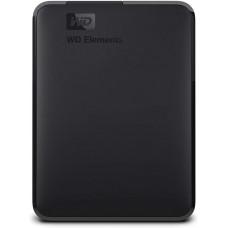 Переносной жесткий диск Western Digital Elements 2TB Black