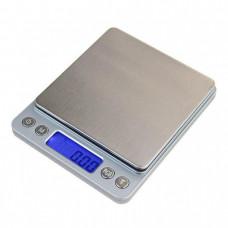 Ювелирные электронные весы с 2-мя чашами Domotec 0.01-500 грамм