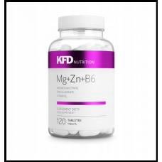 KFD ZMA 120 таб. МАГНИЙ + ЦИНК + витамин B6
