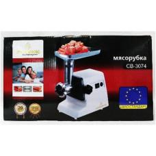 Электрическая бытовая мясорубка Crownberg CB-3074 (2000 Вт)