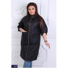 Куртка-пальто T-1575 р: 56; 58; 60; 62