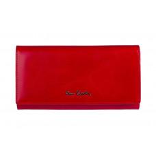 Стильный женский кошелек Pierre Cardin Франция много отделей для карт код 319