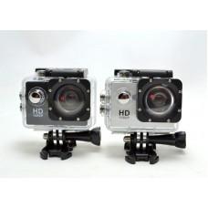 Экшн камера A7 Видео: 1080p @ 30fps (1920*1080 pixels)
