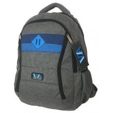 Рюкзак школьный VA R-77-100 Серый (010084)