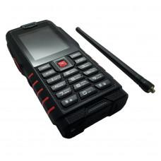 Мобильный телефон черный iOutdoor T2  Red
